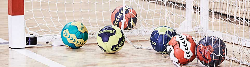 Handballs for competition and training - find the adequate handballs for your training - high quality balls in all sizes