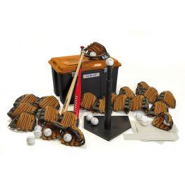 Schl/äger Handschuh und Baseball Best Sporting Baseball Set