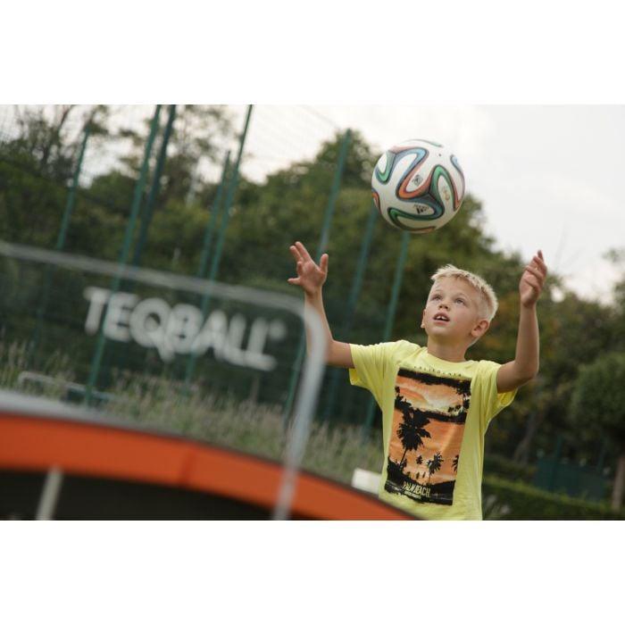 Teqball One Fussball Tischtennis Tisch